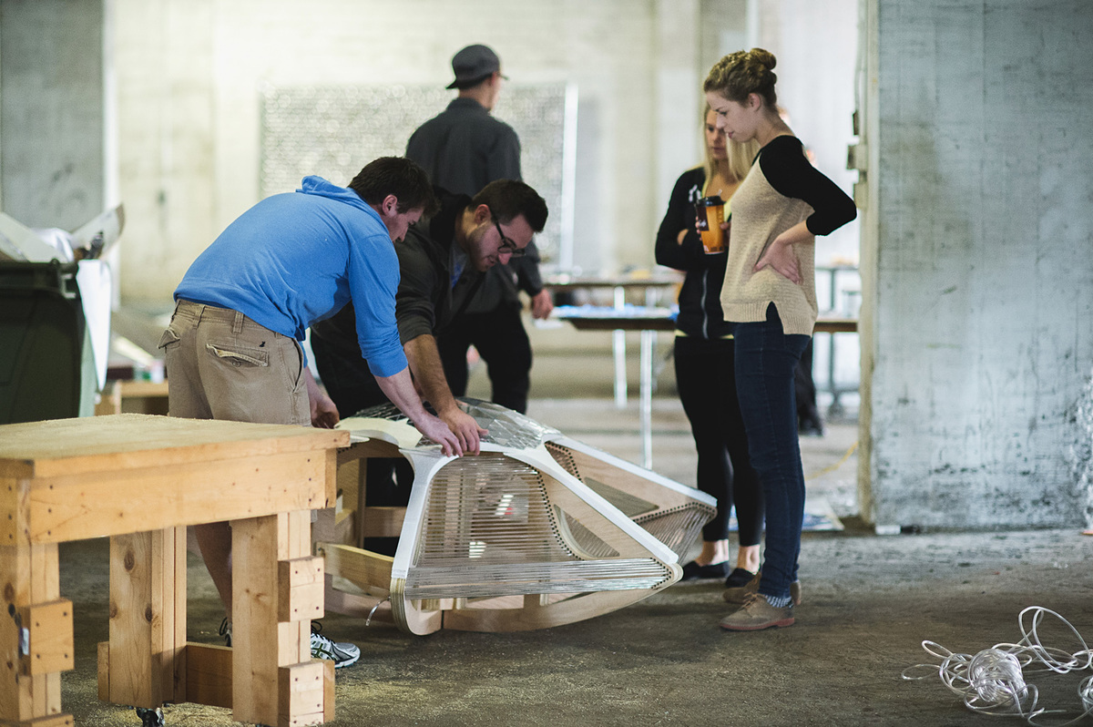 The Rocker Fabrication. Photo: GLINTstudios