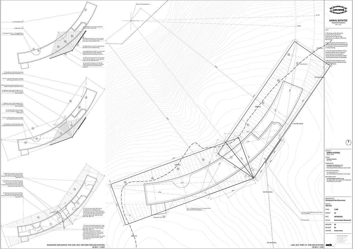 Construction drawing (Image: Serie Architects)