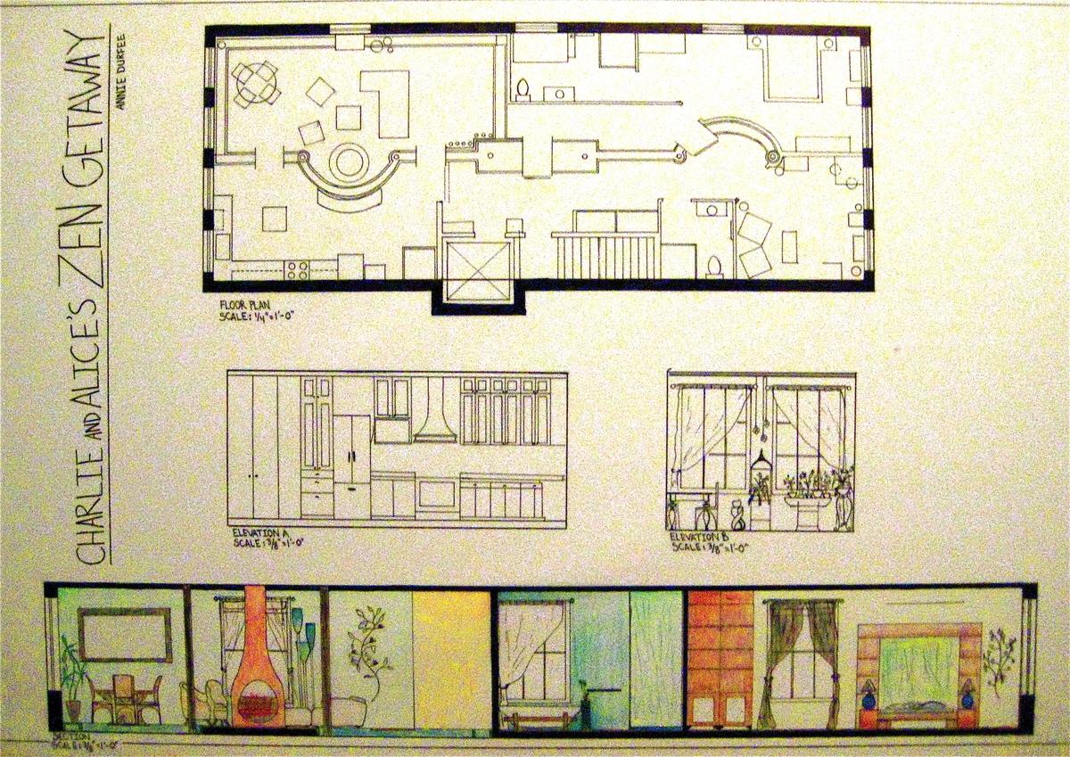 Residential Interior Loft Philadelphia Pa Ann Durfee Archinect