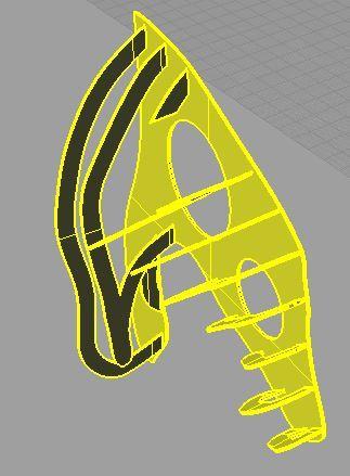 CNC Design files made via Rhino.