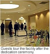 Sacramento Primary Care Center; Interior view of seating area