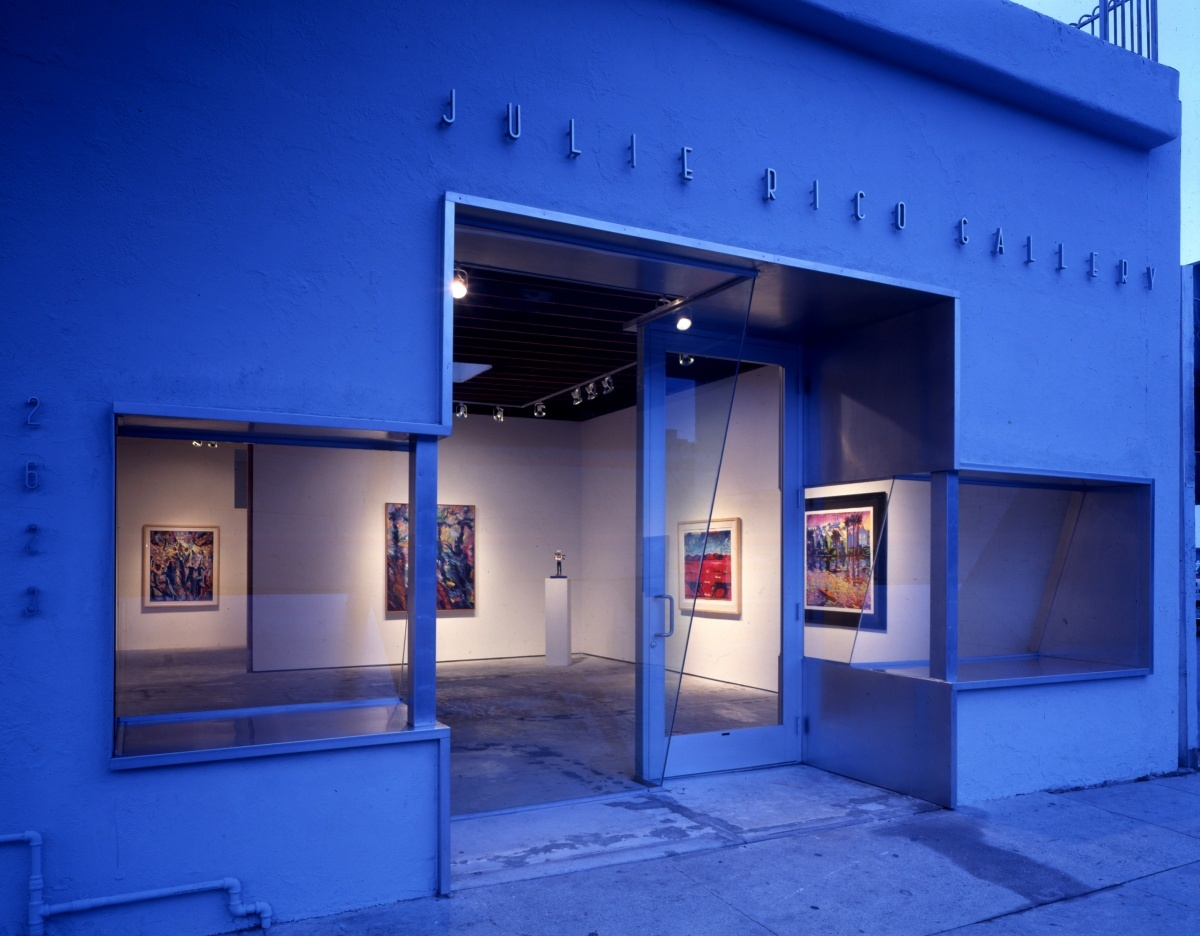The Julie Rico Gallery. Image: LOHA