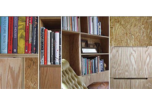Category 2_ Marthas Book Case_Built_Fabrication by Matt Naugle