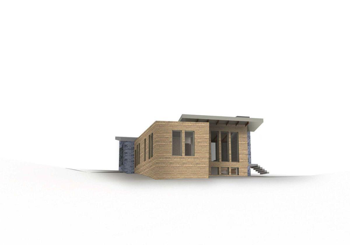 Zero Energy Pre-fab (Design Competition Winner)