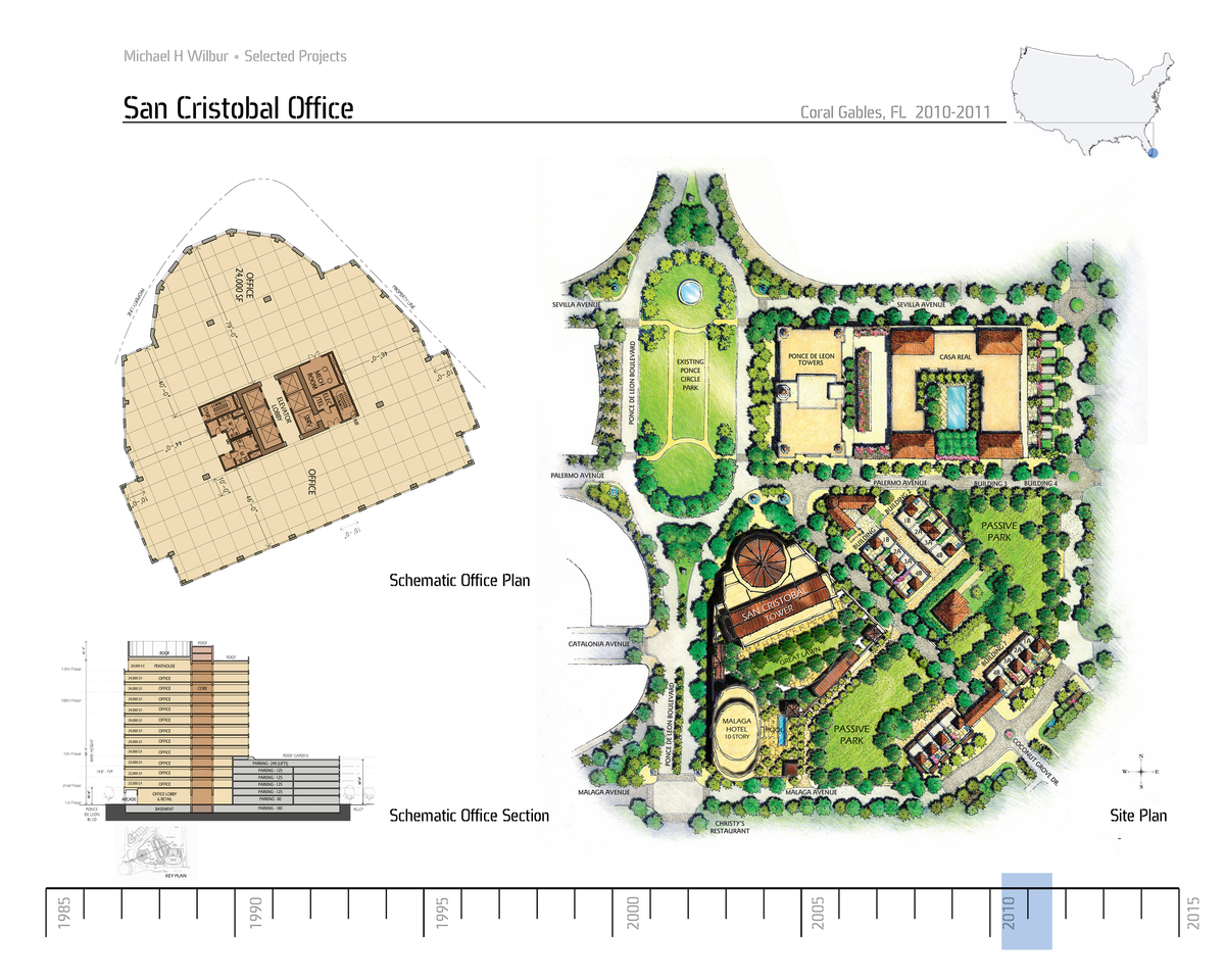 San Cristobal Site Plan
