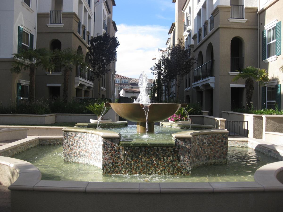 Podium Fountain