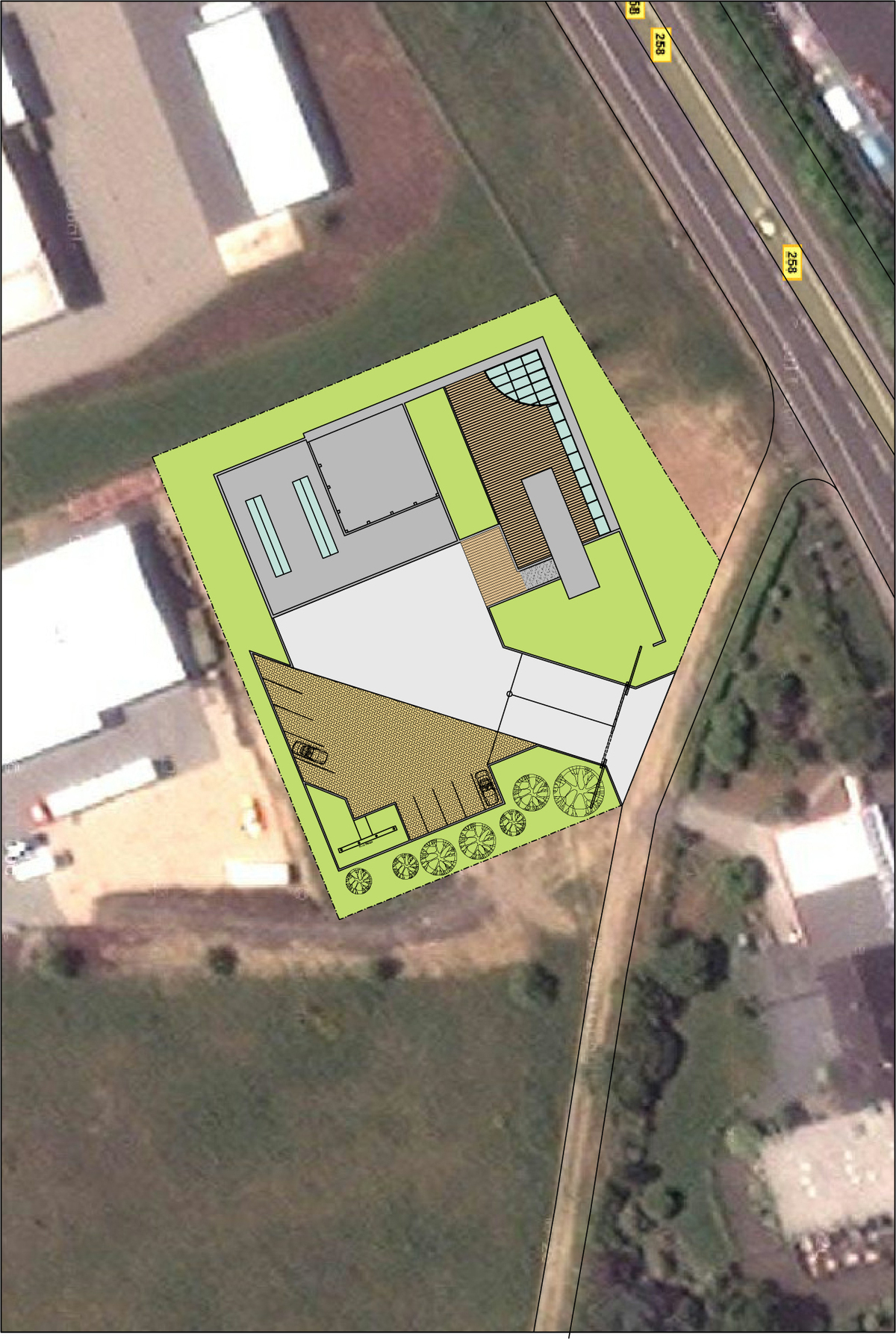 HMETC - site plan