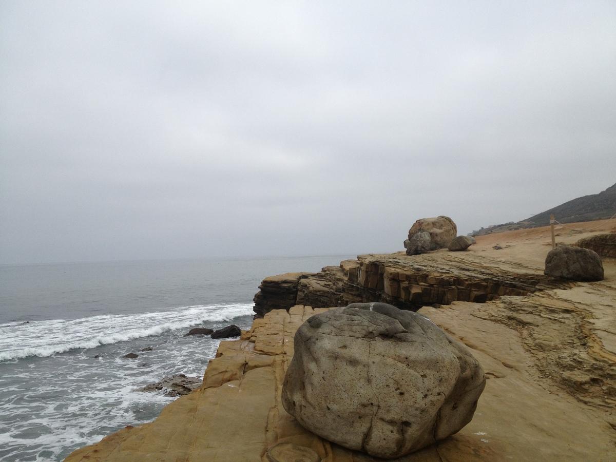 San Diego Coastline