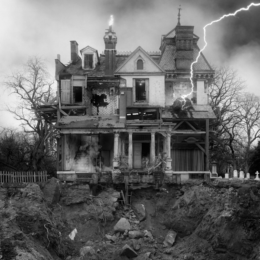 untitled (exterior), 2010 © Jim Kazanjian