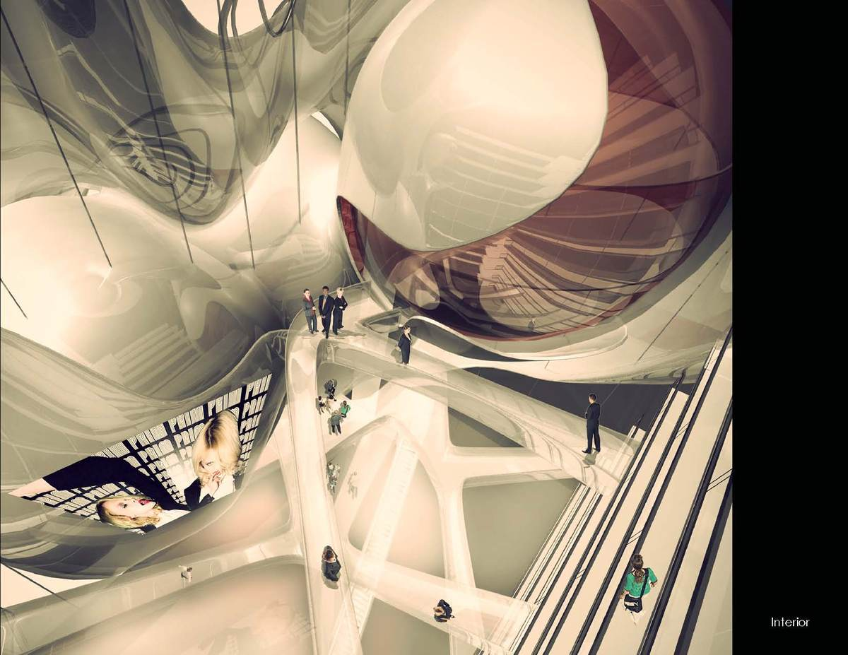 5. Interior Rendering