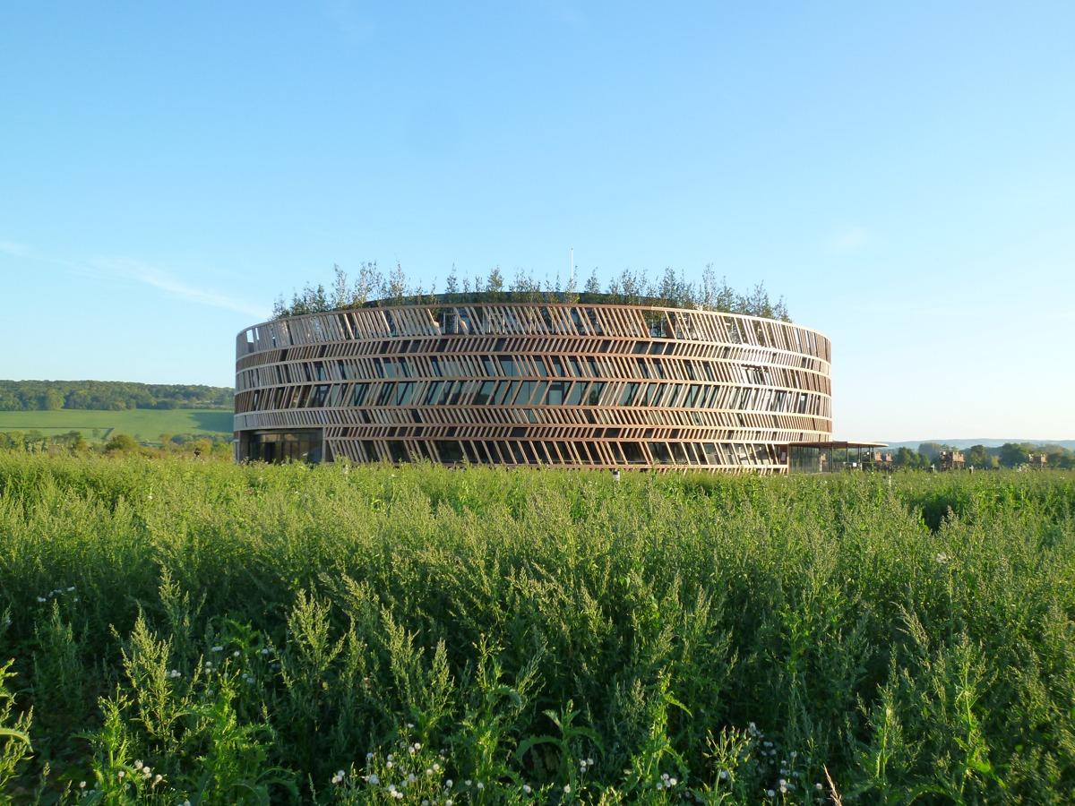 Photo by Bernard Tschumi Architects