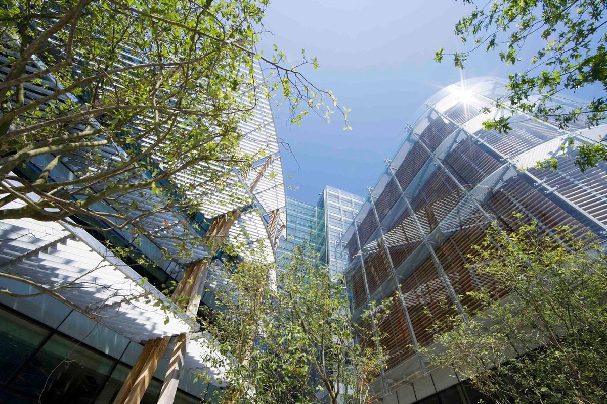 Angel Lane by Fletcher Priest Architects, United Kingdom