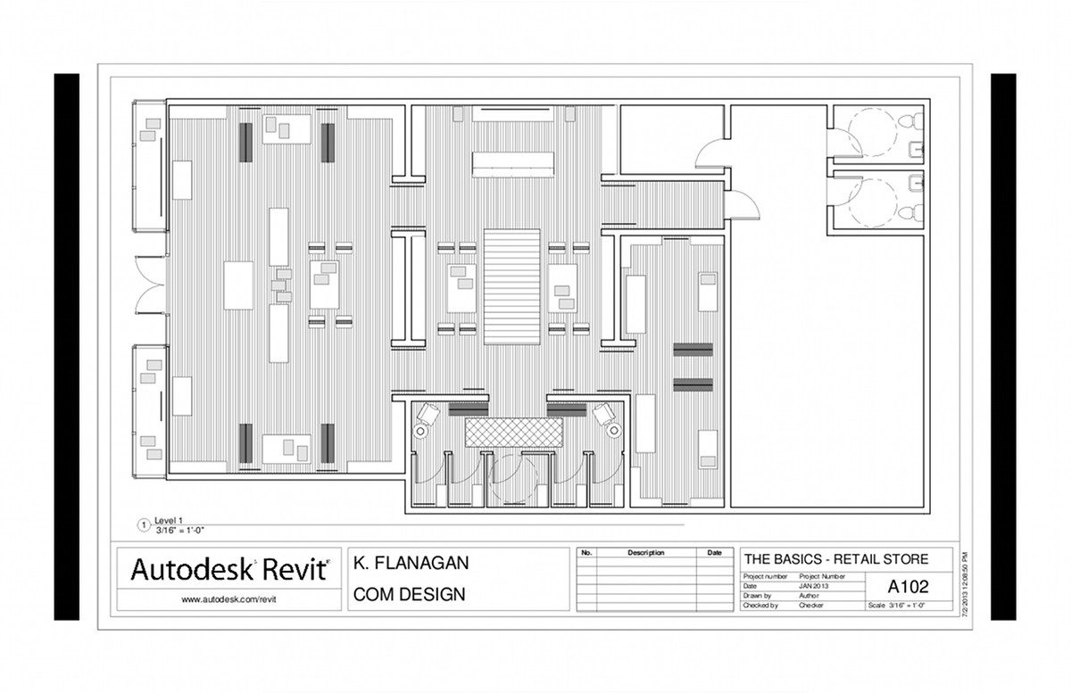 Retail clothing store layout the image for Retail store floor plan
