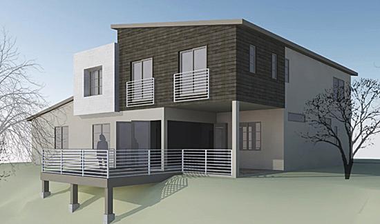 Fullerton Residence | new construction