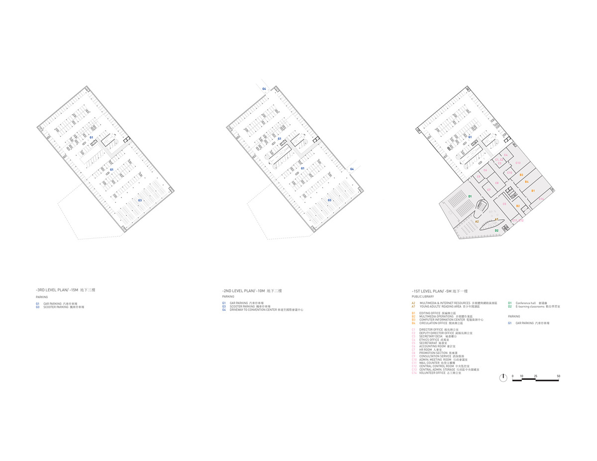 Plan 1 (Image: Patrick Tighe Architecture)