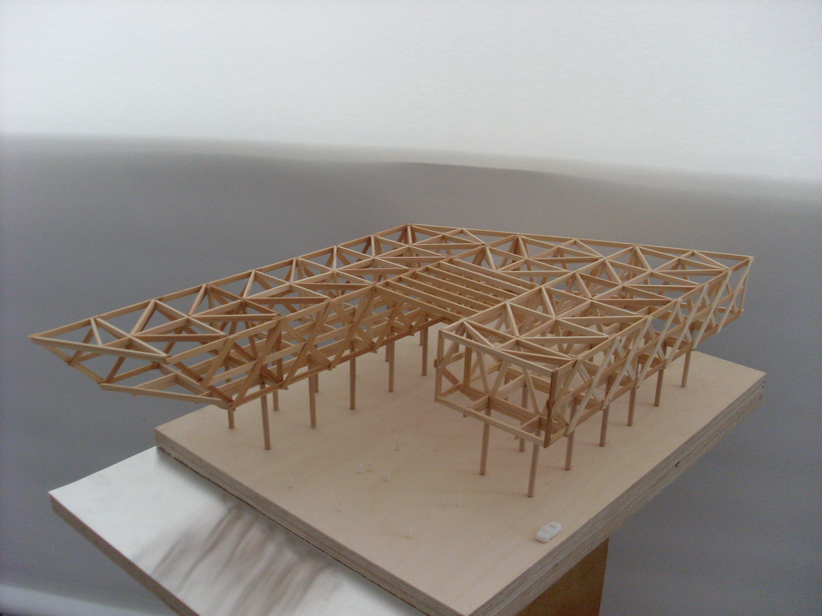 cantilevered structures - construction + structure ...