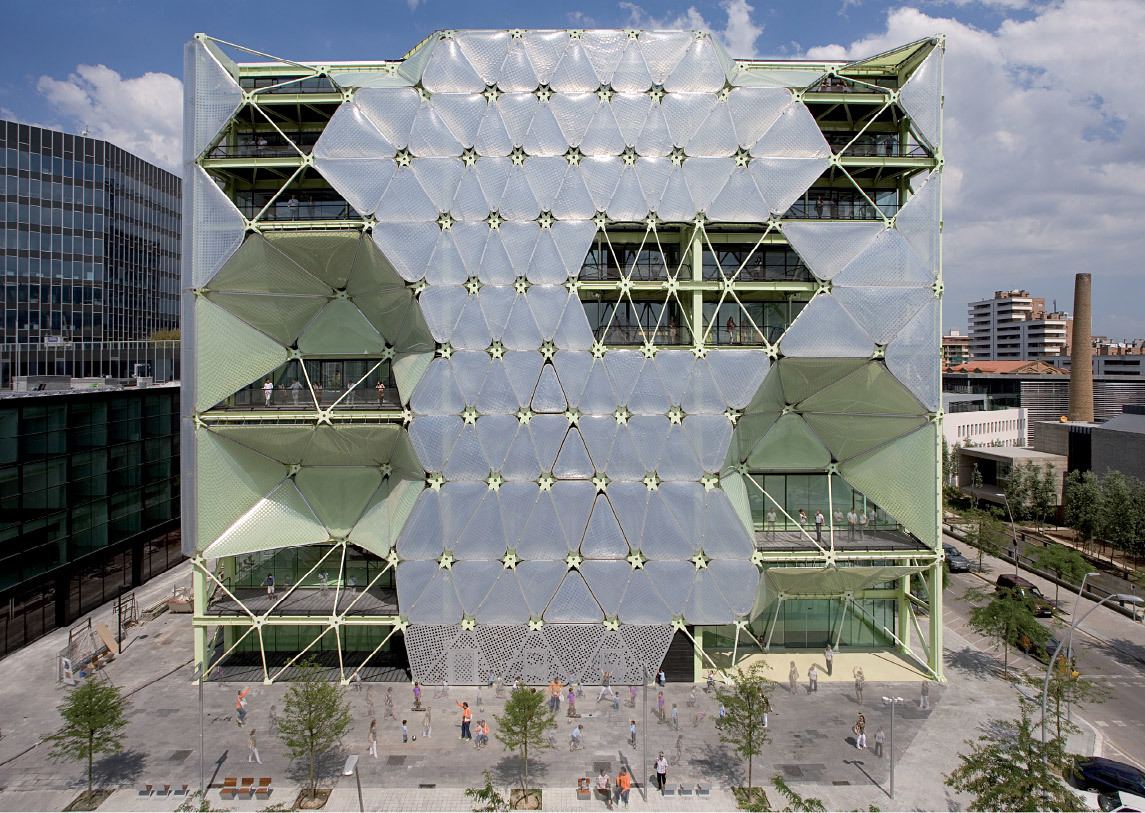 World Office Building of the Year: Media-ICT, Barcelona, Spain, Cloud 9, Spain