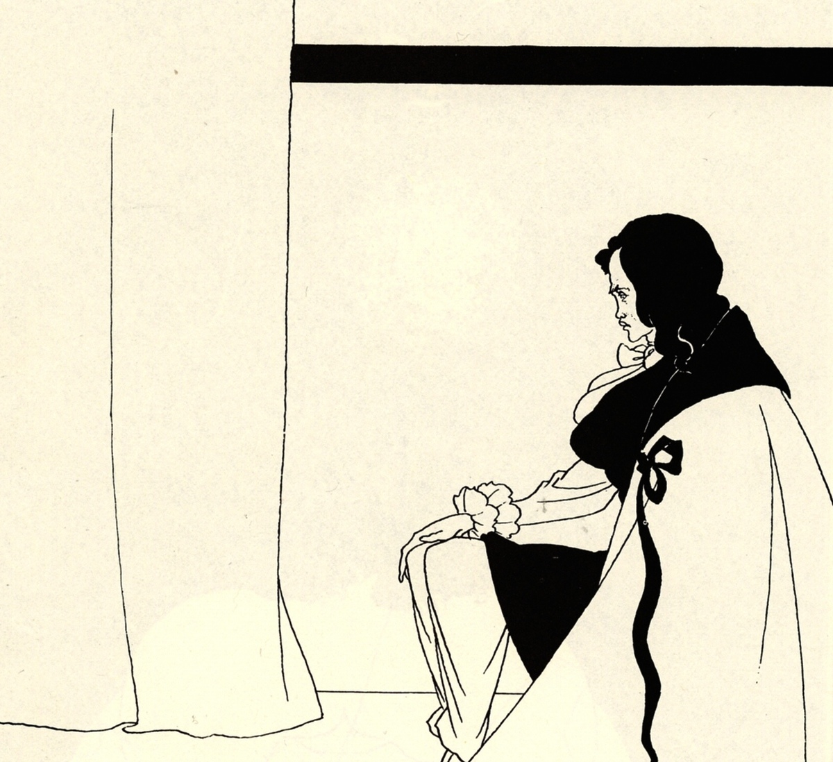 architecture of the anthropocene pt 2 haunted houses living the fall of the house of usher an illustration by aubrey beardsley from 1894 while beautiful beardsley s image notably depicts usher in an isolated