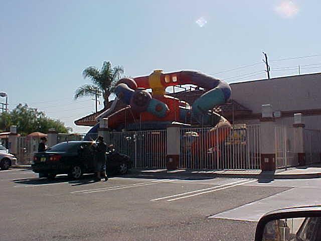 Irwindale McDonald's Before 2007