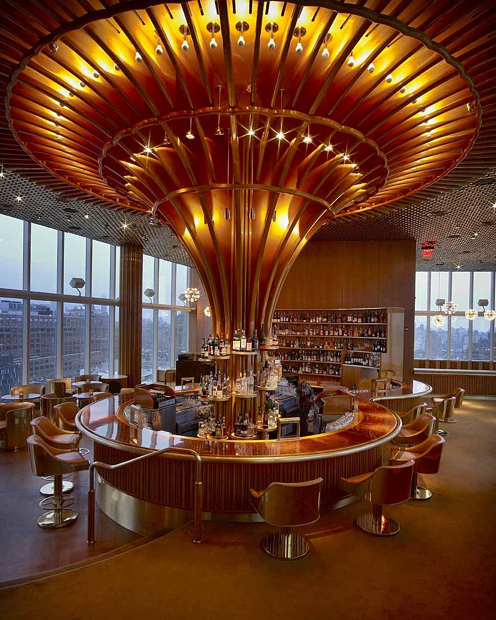 The standard ny hotel roman and williams buildings and for Top 10 new york interior designers