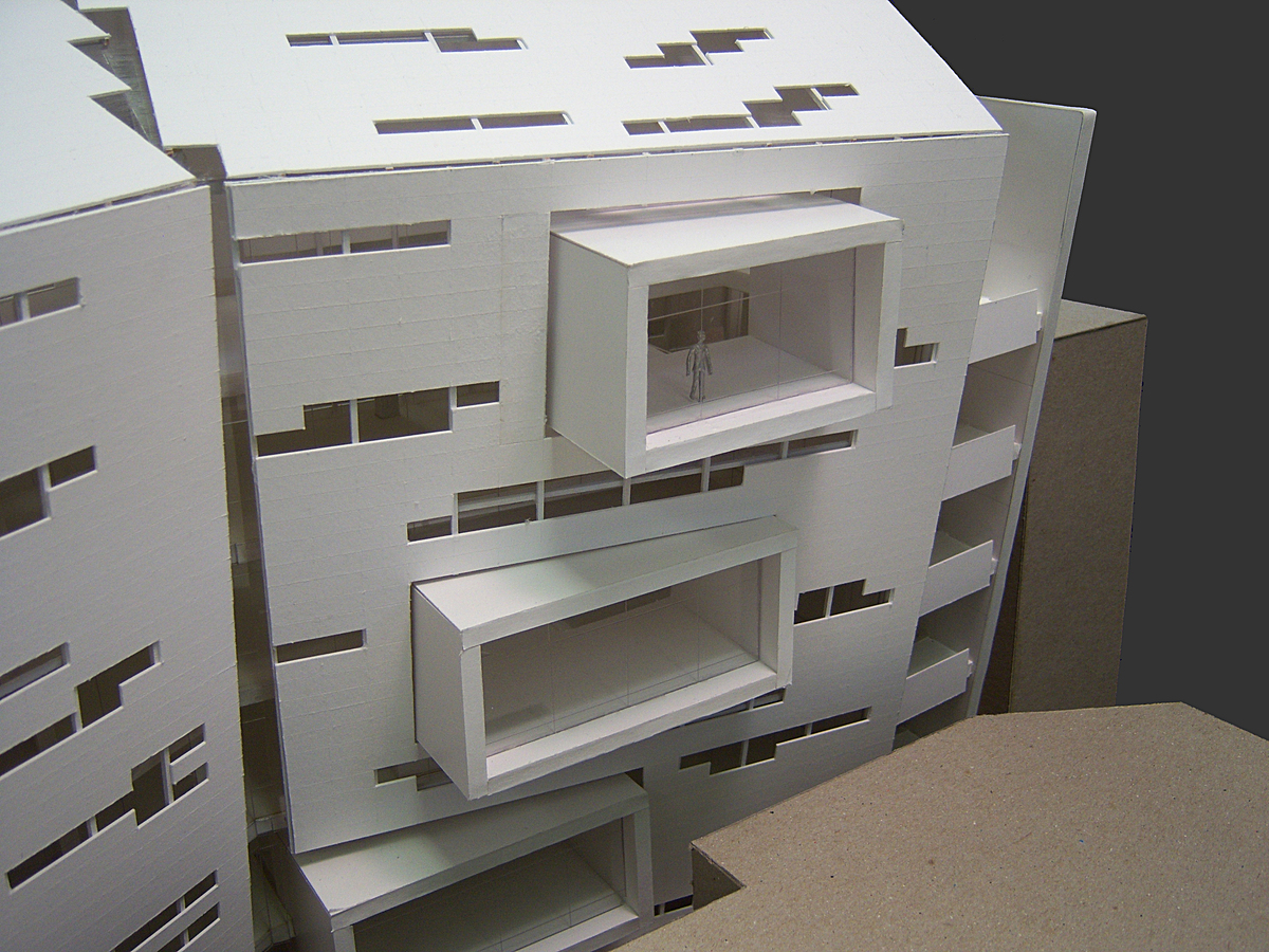 Model, Reading Rooms