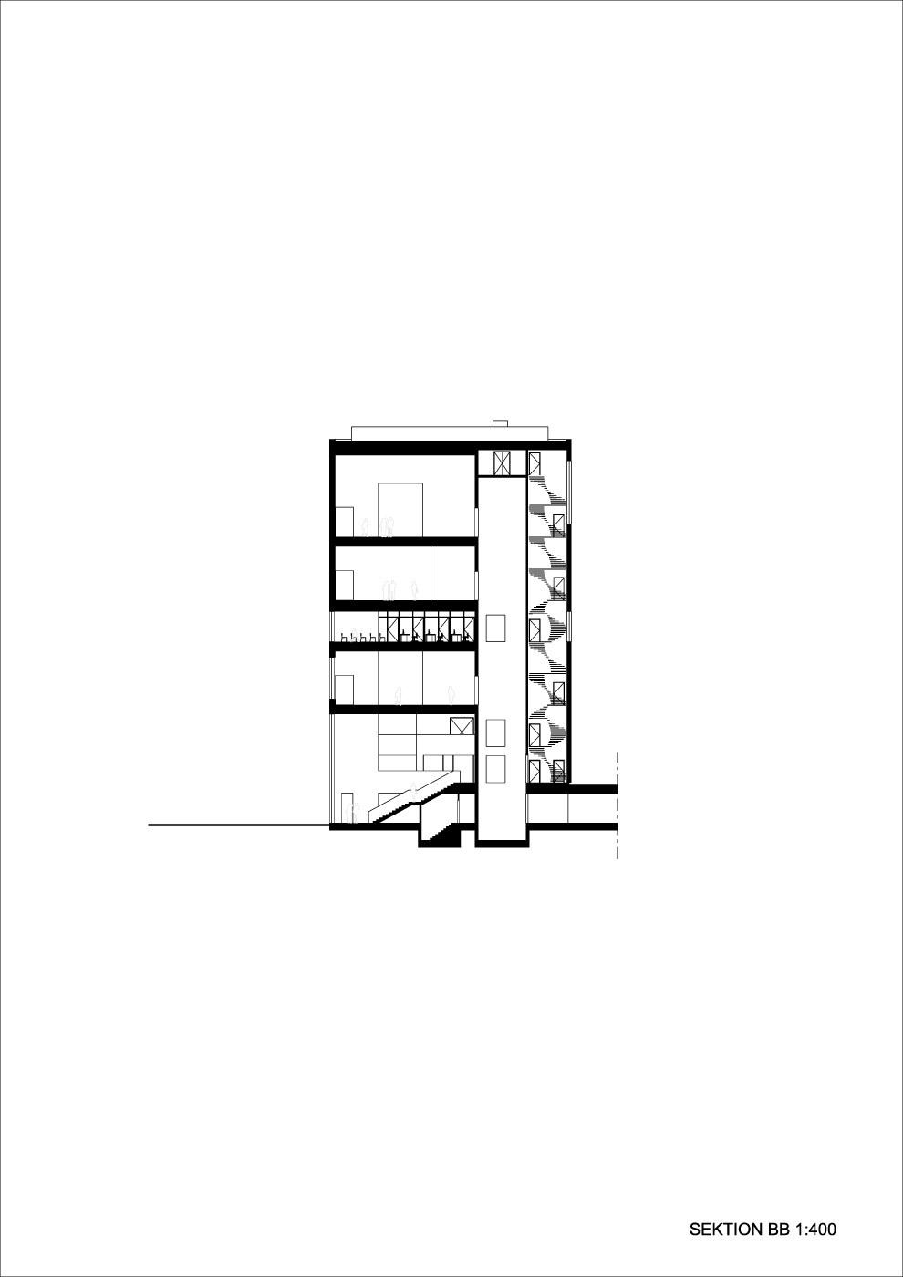 Section BB (Illustration: Henning Larsen Architects)