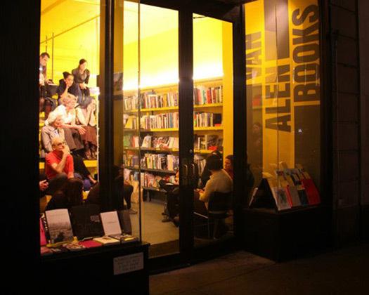 Van Alen Institute Bookstore, Feminist Practices Panel.