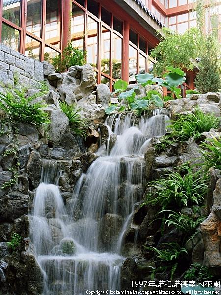 Novo nordisk rockery han landscape architects co ltd for Garden design kuwait