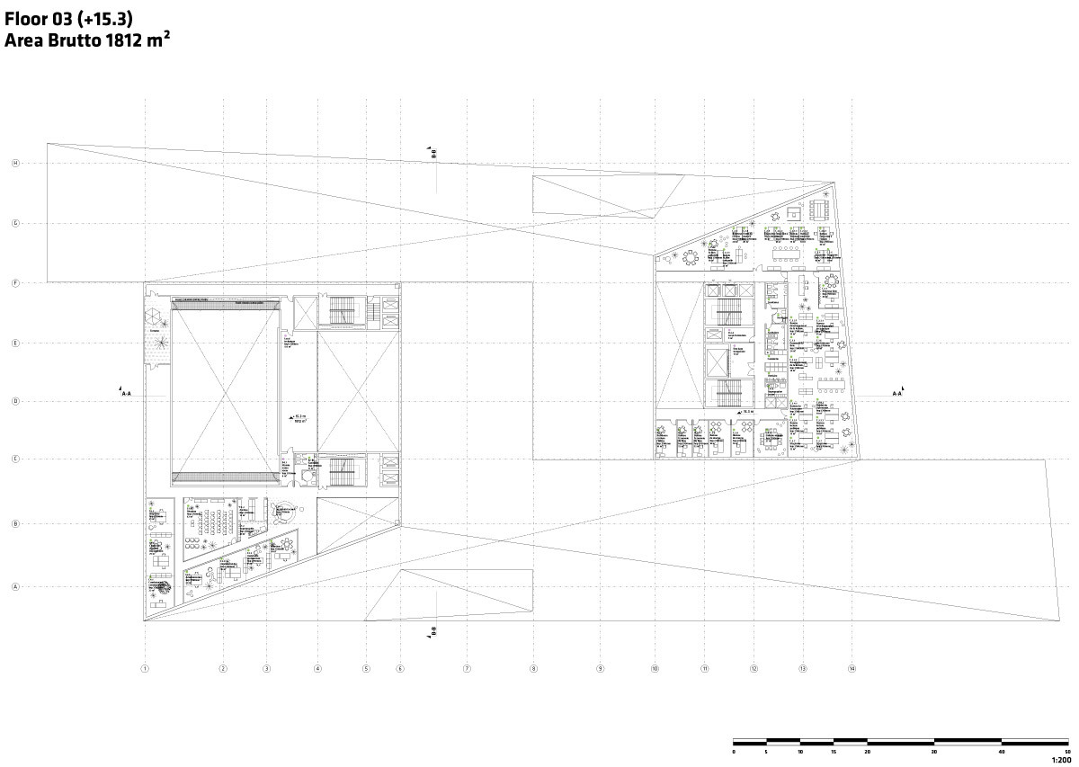 Floor plan - 3 (Image: Team BIG)