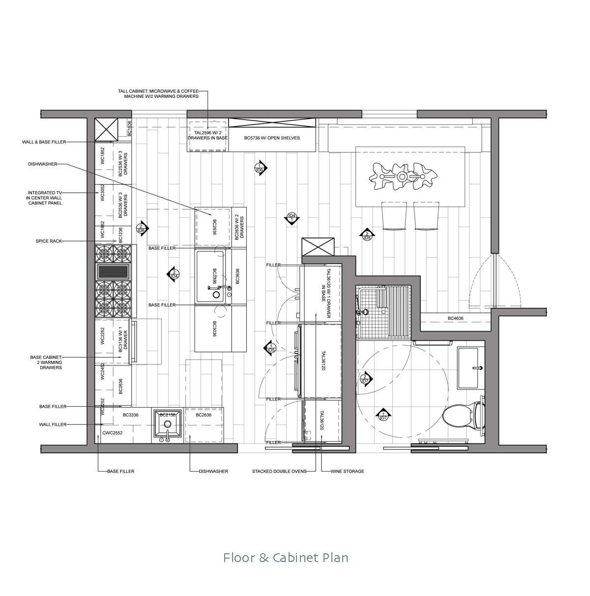 Chef 39 s kitchen natalie gioia archinect for Planning a kitchen layout
