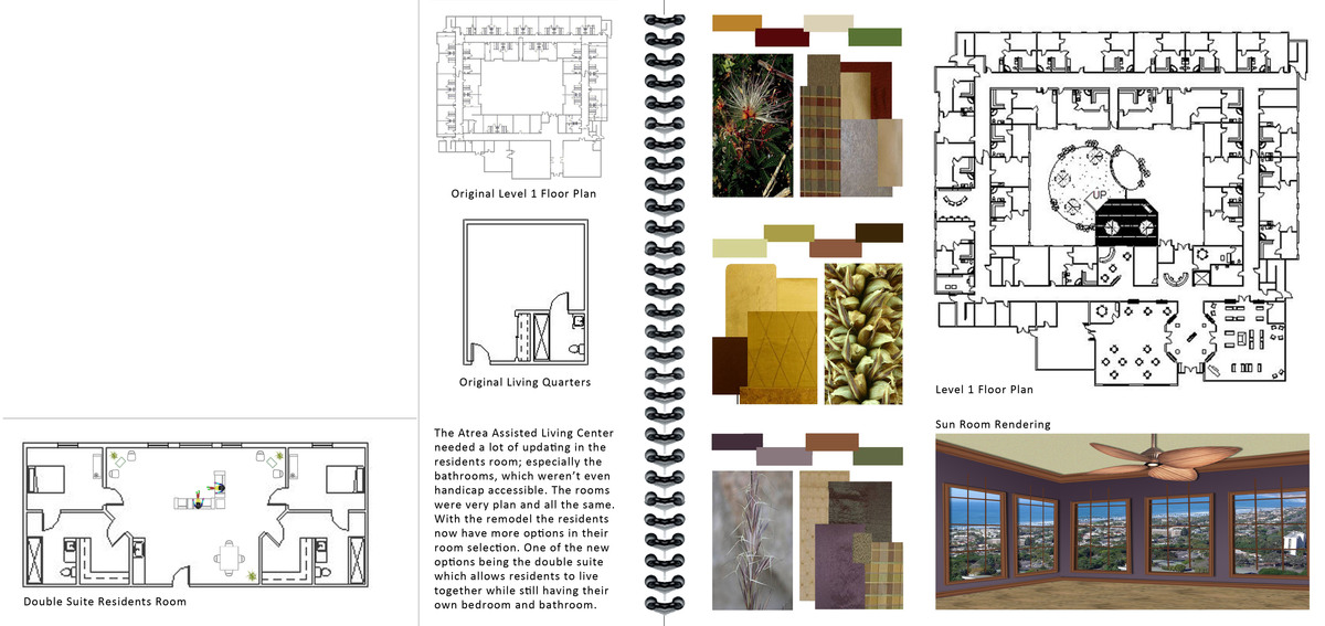 page 3 of Assisted Living Project
