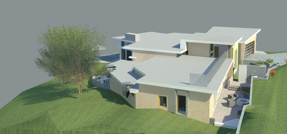 The Gallery For Revit Architecture Interior Rendering