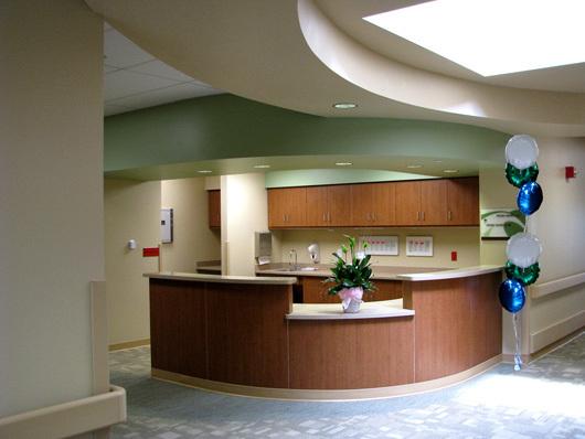 Nursing unit.