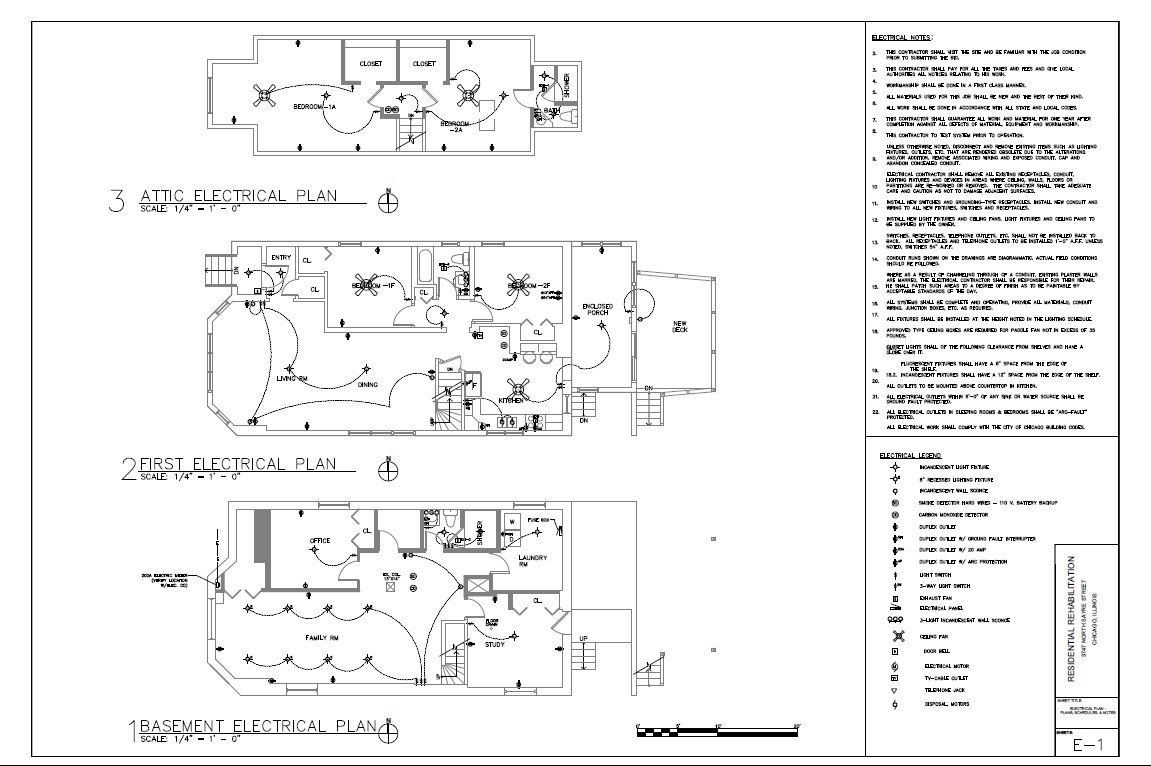 Electrical Drawing Conventions – blueraritan.info