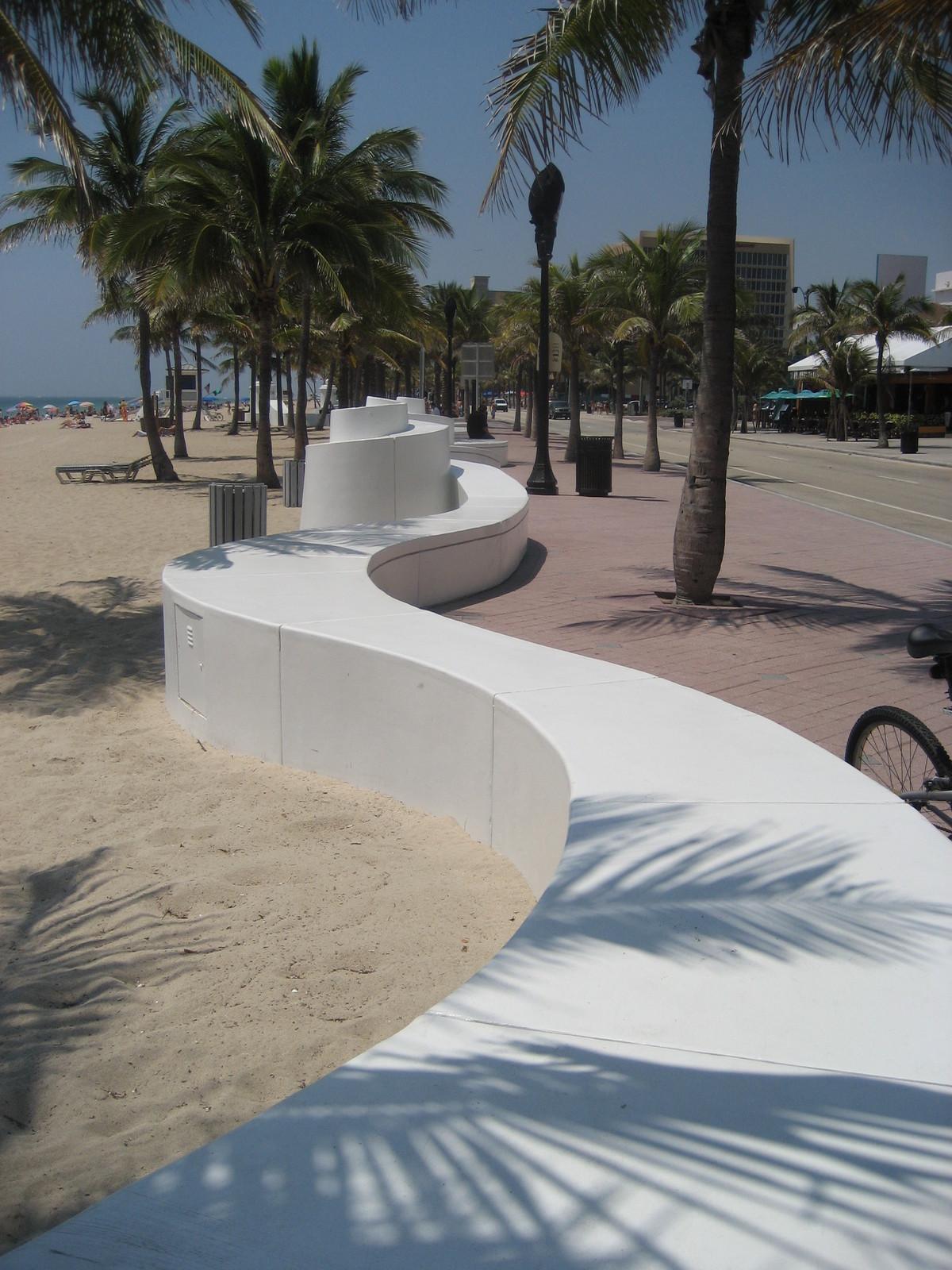 Beach Promenade/Wave Wall-1