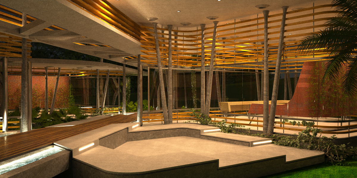 Casa Bosque - Voxel Estudio