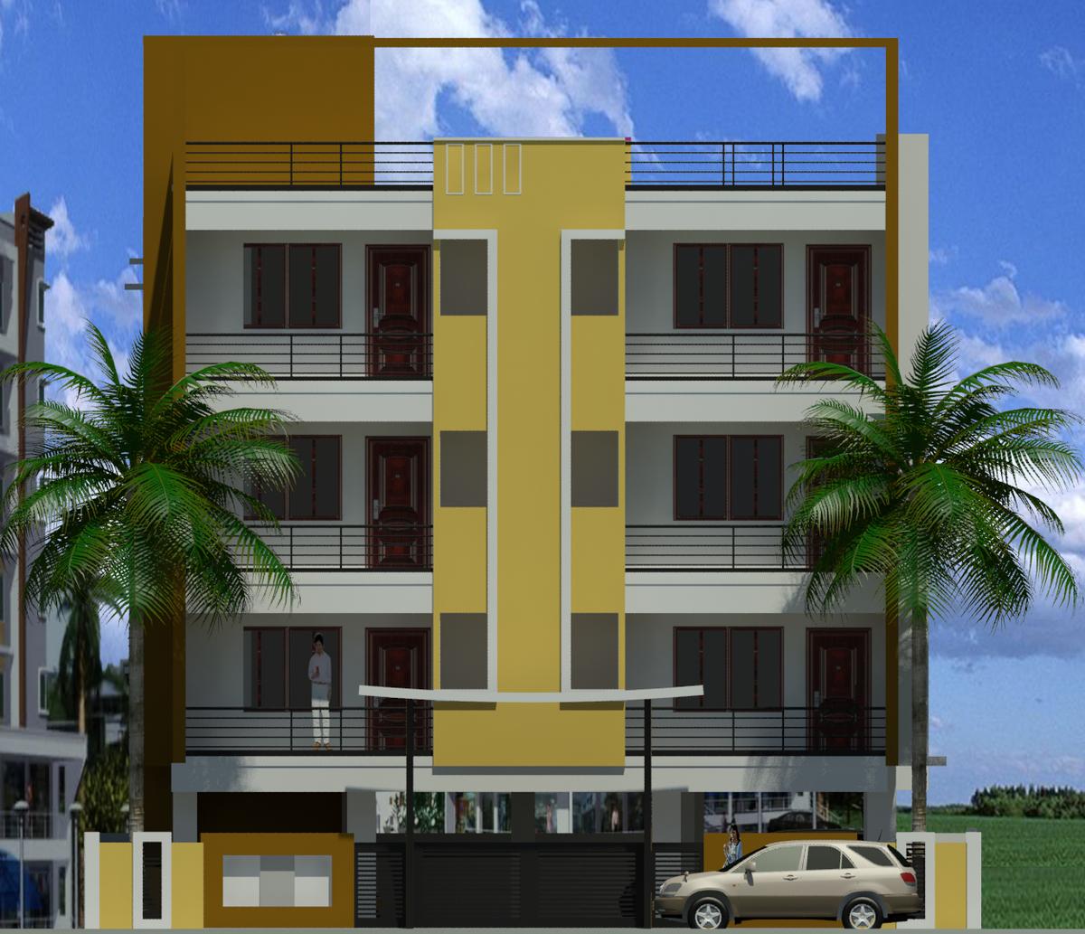 Apartment View: ARCHI-APARTMENT-03