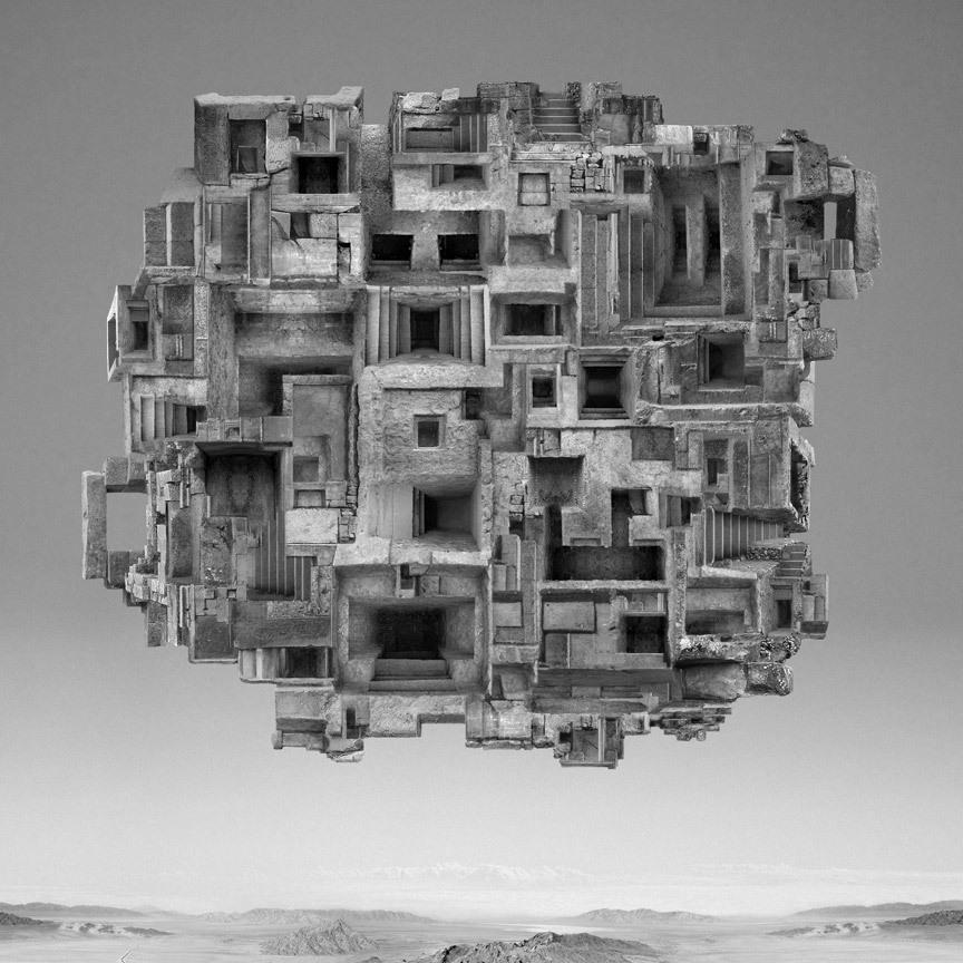 untitled (structure), 2007 © Jim Kazanjian