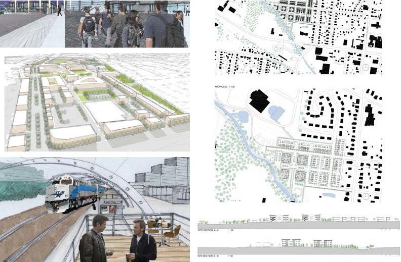 Collaborations in Transit-Oriented Development - TK Davis