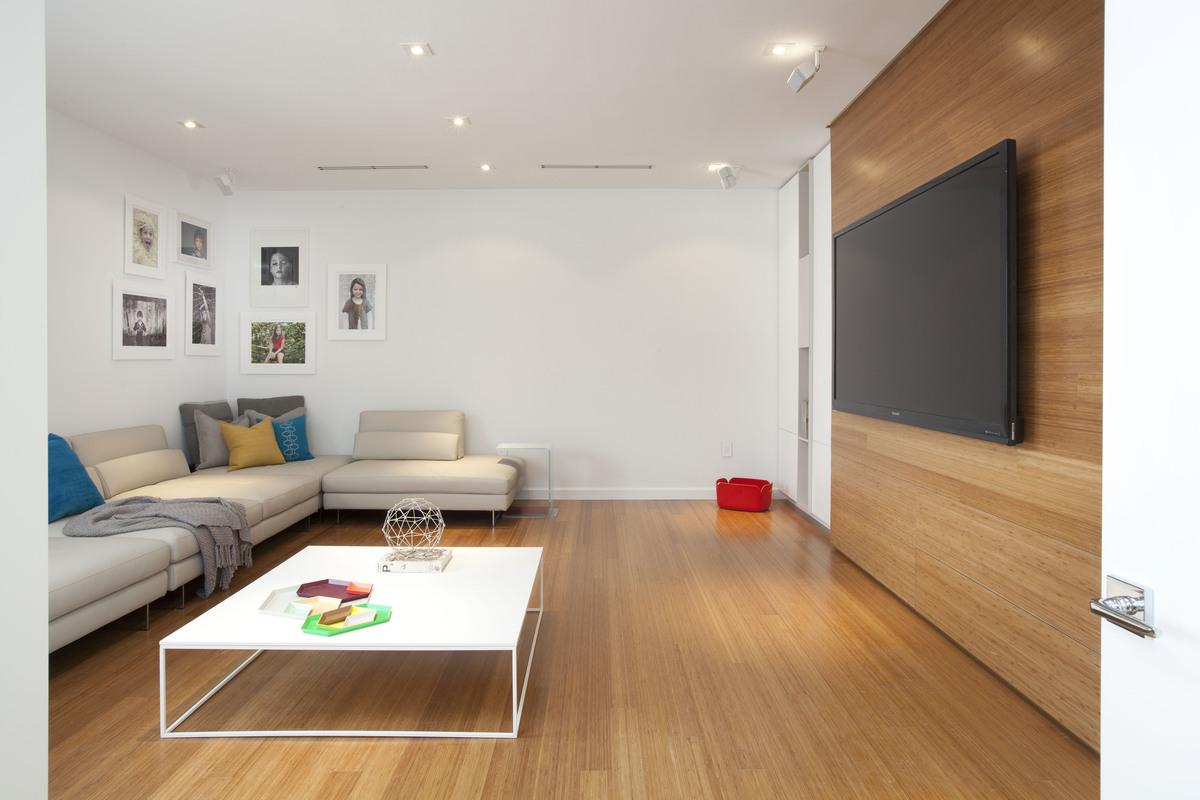 Media Room - Miami Interior Design
