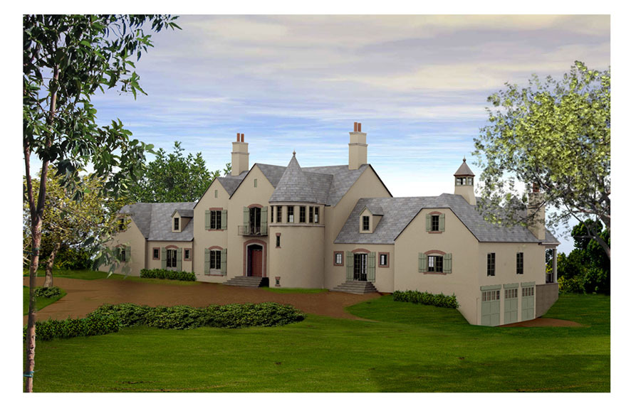 Sands Point, NY Rendering