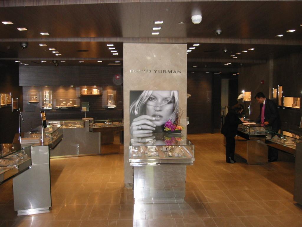David Yurman Flagship Retail Store Eric Owes Archinect