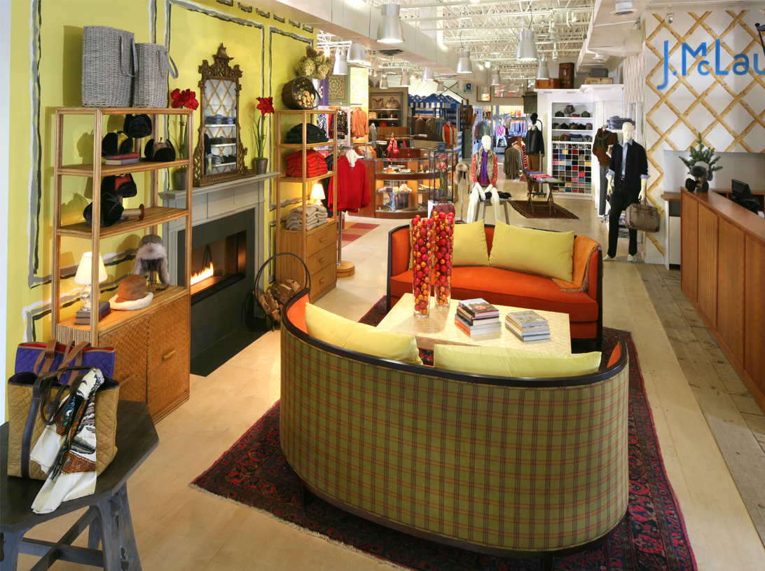 Westport Store Interior
