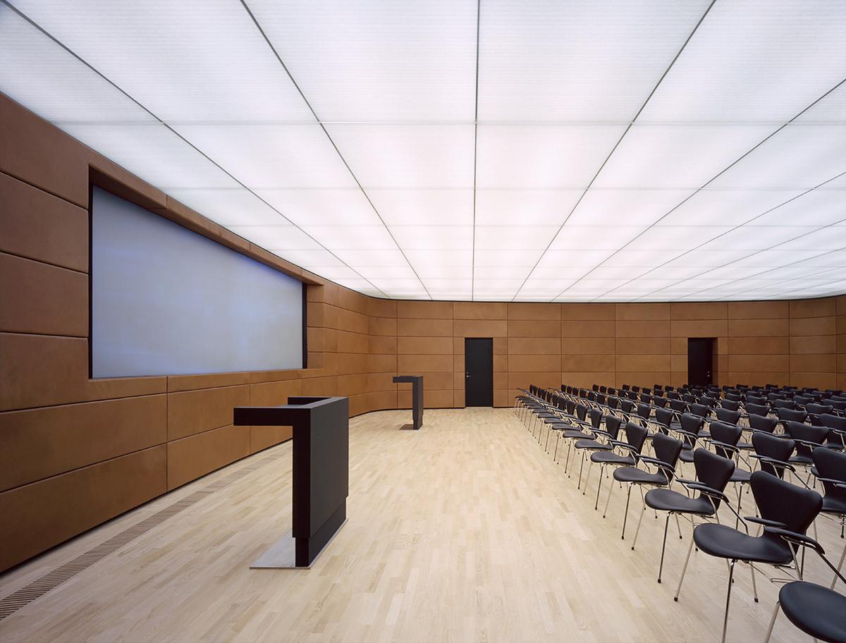 Deloitte Touche Tohmatsu Hunter Douglas Architectural