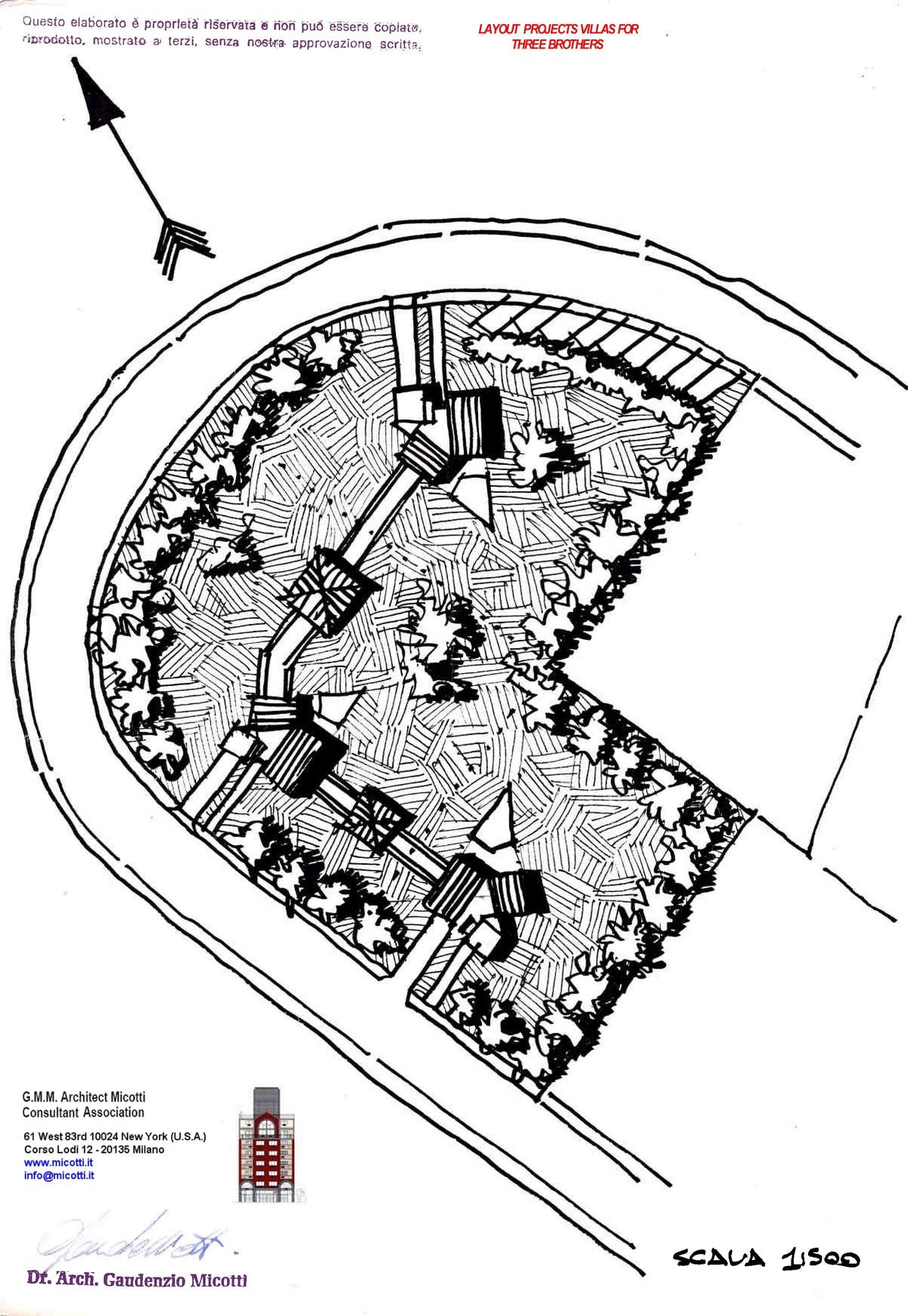 General Plan view