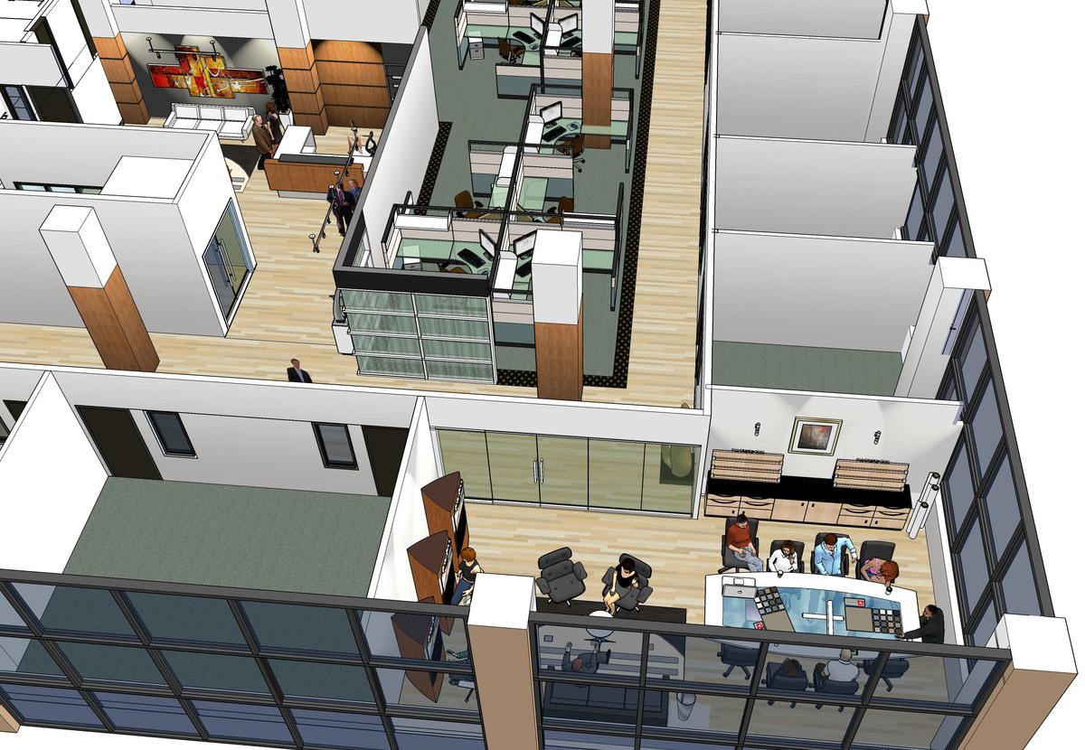 Interior design frank farzan kholousi archinect for Table 6 2 occupant load