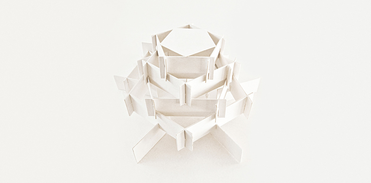 Competition entry for Warsaws OperaLab mobile pavilion by exexe (Image: exexe)