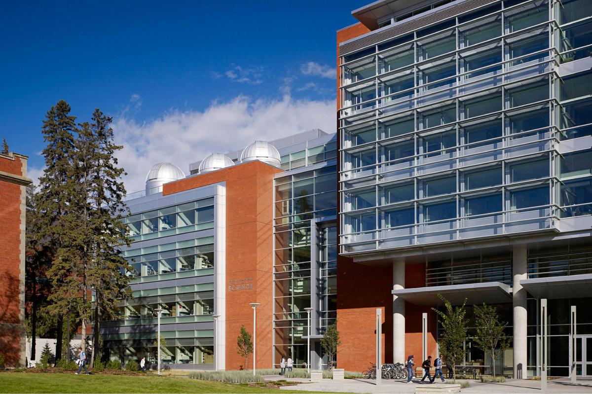 Centennial Centre for Interdisciplinary Science, University of Alberta in Edmonton, Canada by Flad Architects