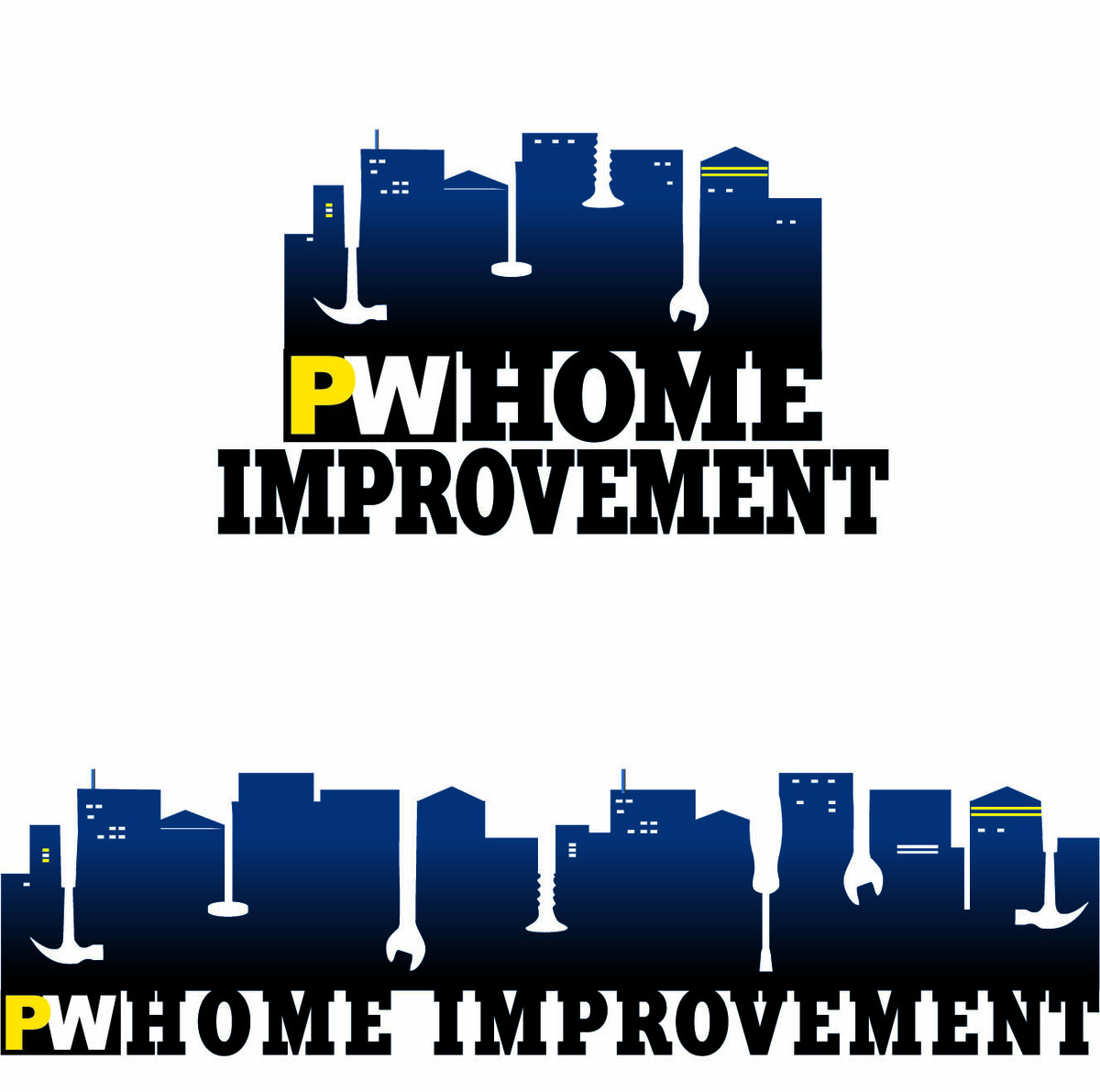 Home improvement logo design dionna gary archinect - Home improvement design ...