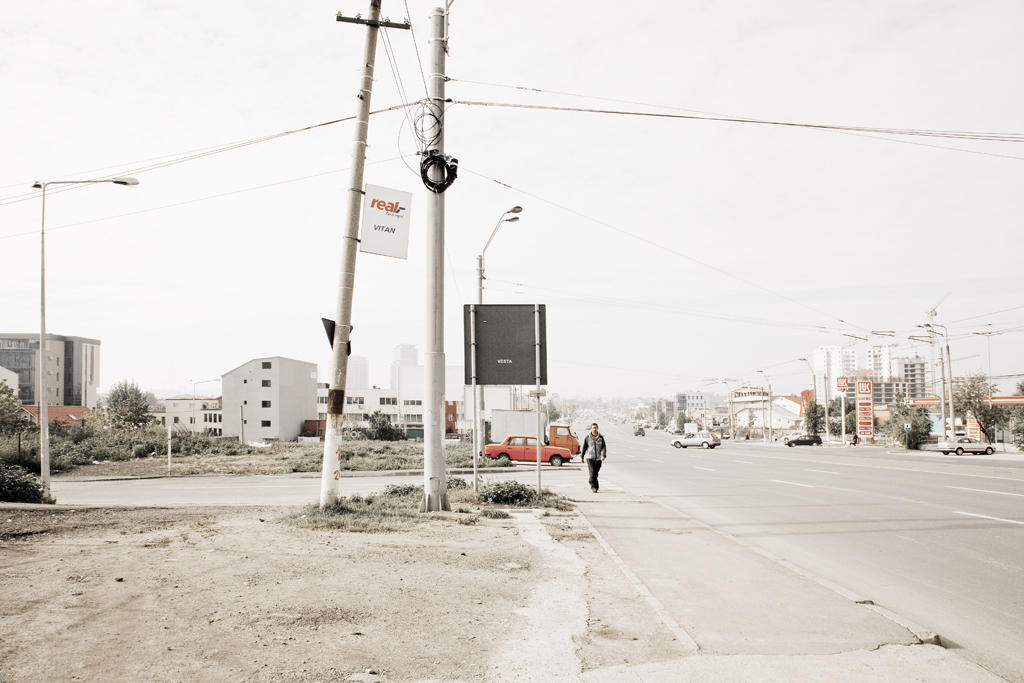 Placelessness Bucharest 2009 ©Simona Rota